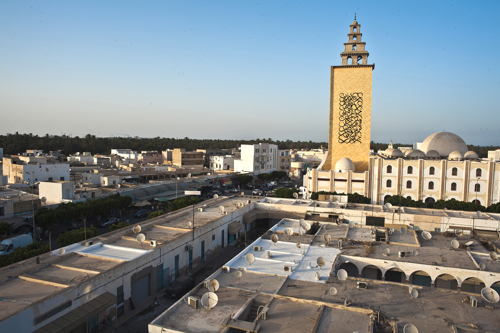 Jara Mosque Minaret_panoramic_eL Seed